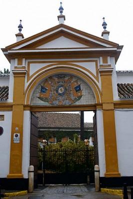 Palacio de las Duenas Siviglia