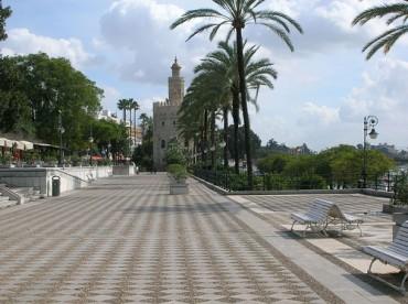 Paseo de Colon Siviglia