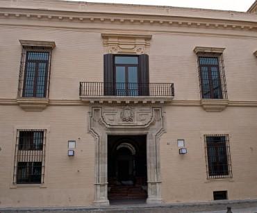 Palacio de los Marqueses de Villapanes Siviglia