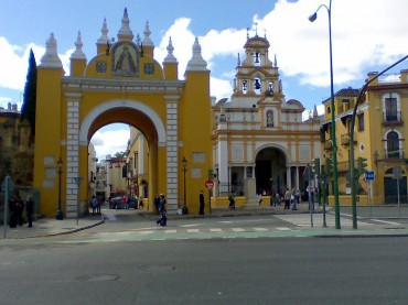Basilica de La Macarena Siviglia