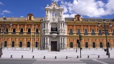 Palacio de San Telmo Siviglia