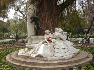 Glorieta di Bequer Siviglia