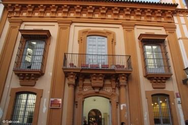 Palacio de Las Columnas Siviglia