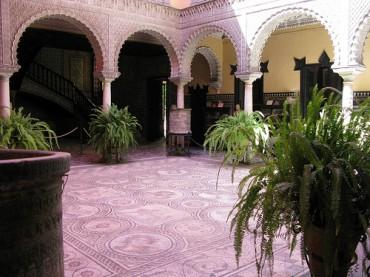 Palazzo della contessa di Lebrija Siviglia