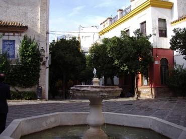 Plaza de la Alianza Siviglia