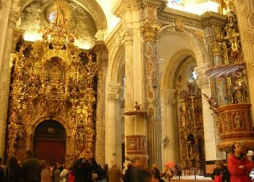 Chiesa collegiale de El Salvador Siviglia