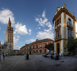 Turismo Siviglia